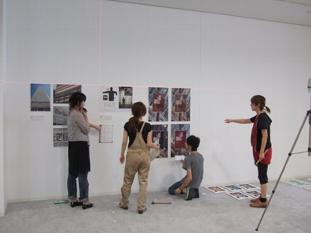 ほたるまちキャンパスでは様々な展示会を開催しています!!