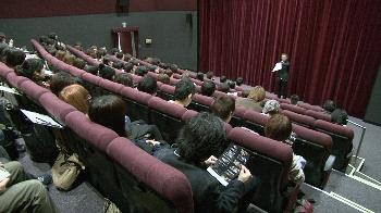 芸大が誇る自慢の映画館です!!