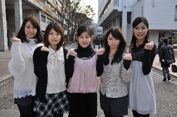 去年OUA-TVで活躍した学生たちが出演するCMも放送されます!!