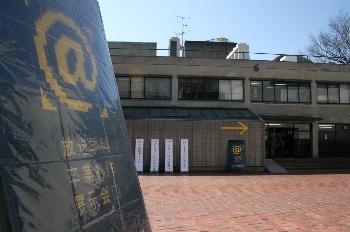 放送学科6号館は天の川通り右手にあります!!