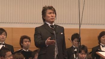 三原剛先生の歌声はなんと強く美しいのでしょうか・・・。