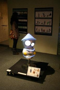 ベイビー警官ロボット「KABY(ケービー)」