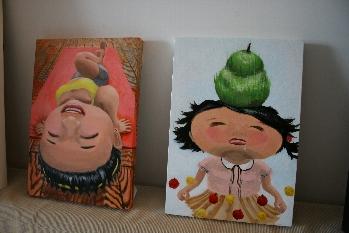 中嶋さんの作品