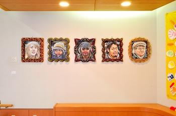 北村章さんの作品『face』