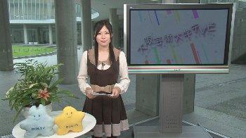 放送学科3年生 秋葉悠さん!